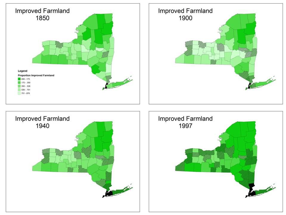 Improved Farmland Map